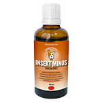 INSEKT MINUS Concentrate 50ml.