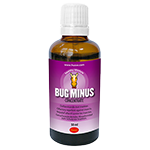 BUG MINUS CONCENTRATE 50ml.