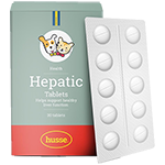 HEPATIC TABLETS 30u.